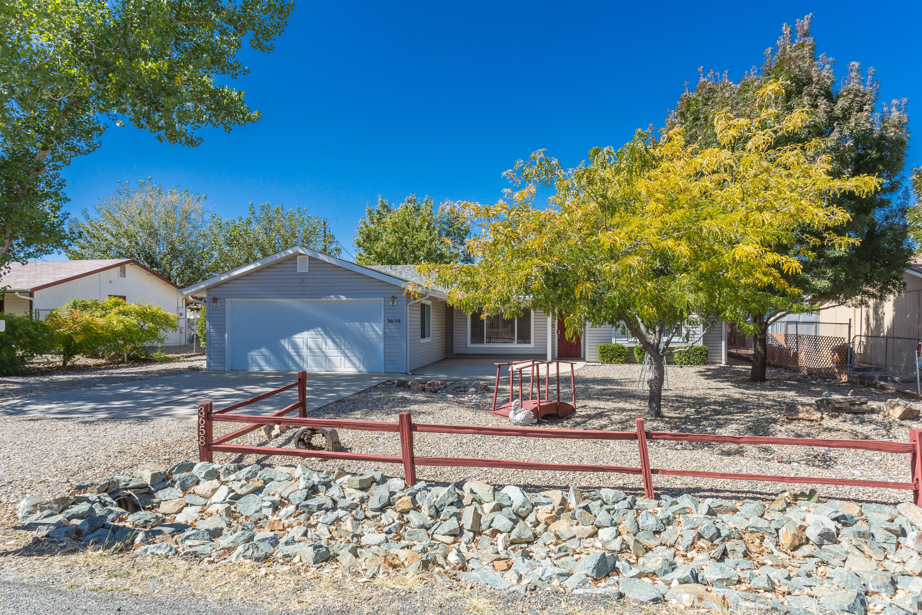One of Prescott Valley 3 Bedroom Homes for Sale at 3658 N Constance Drive