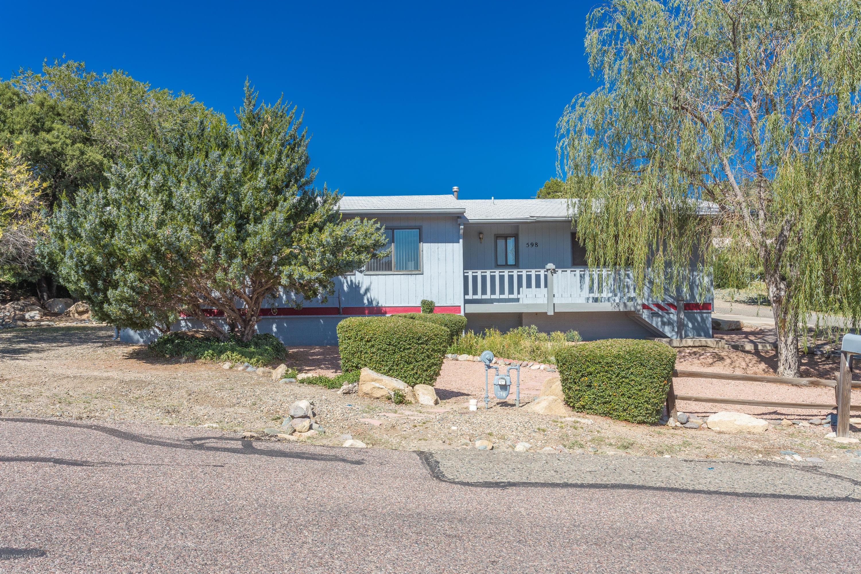 598  Prescott Heights Drive, Prescott, Arizona