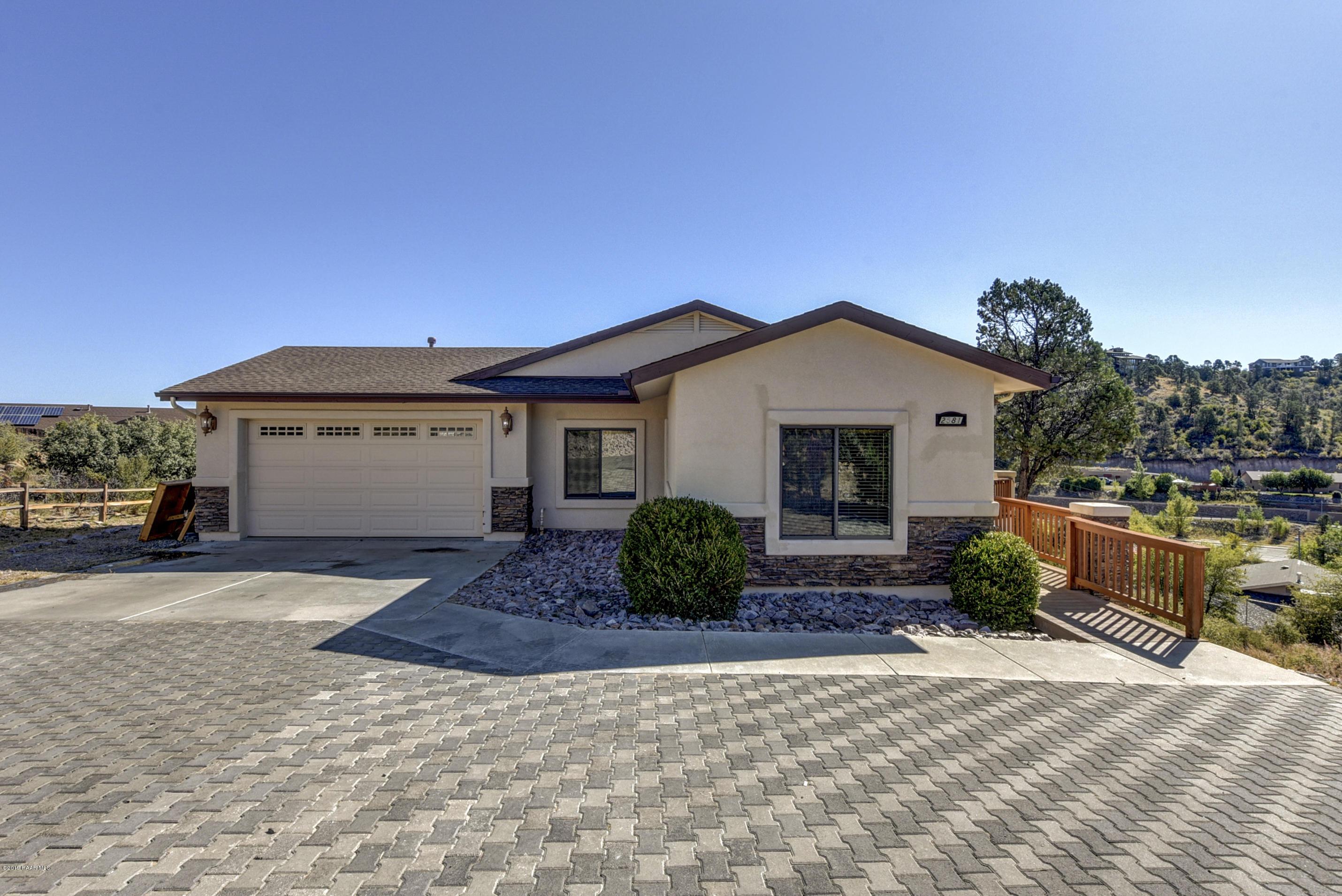 2581  Luella Lane, Prescott, Arizona