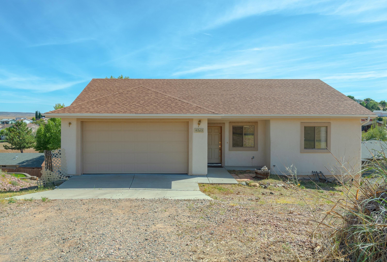 9743 E Rimrock Drive, Prescott Valley, Arizona