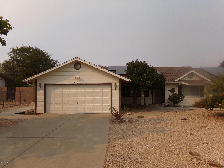 4308 N Calle Santa Cruz, Prescott Valley, Arizona