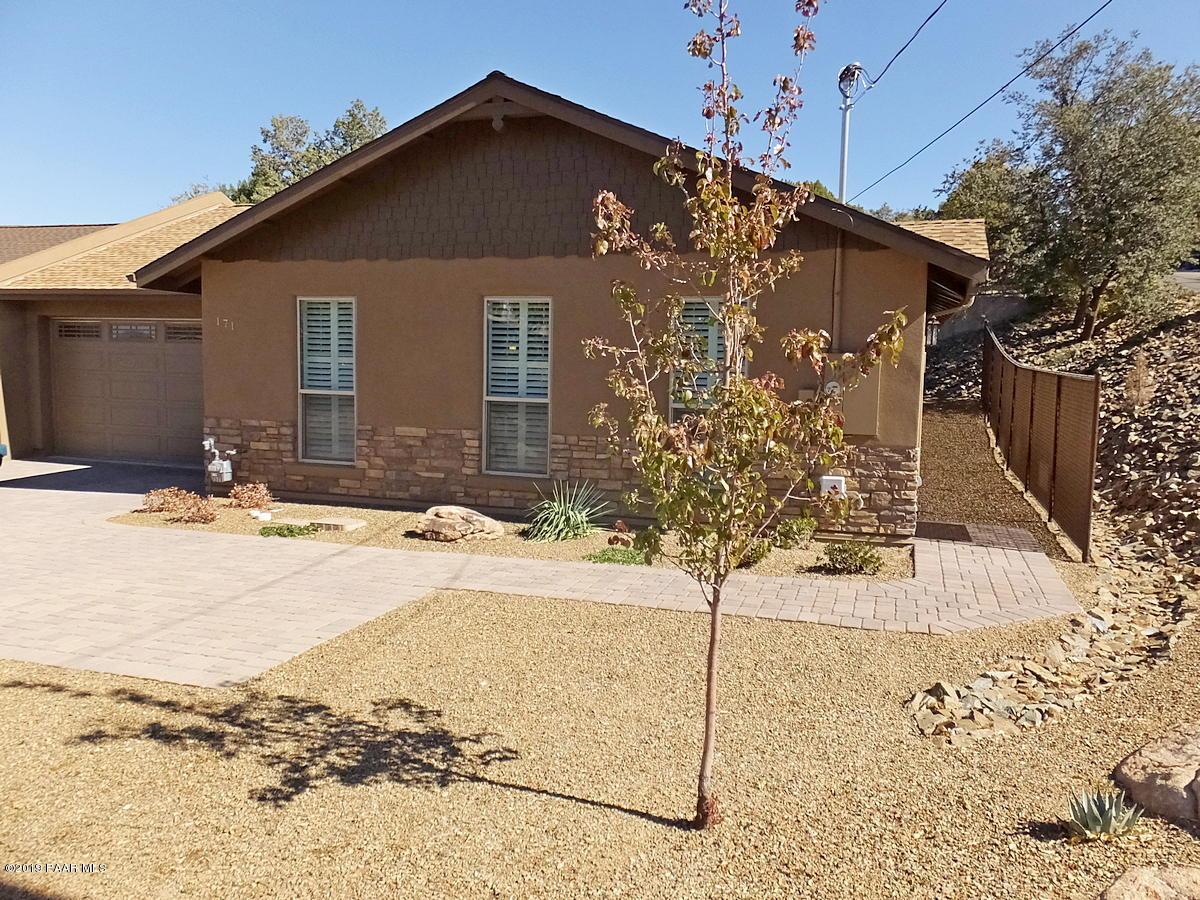 171 S Rush Street, one of homes for sale in Prescott