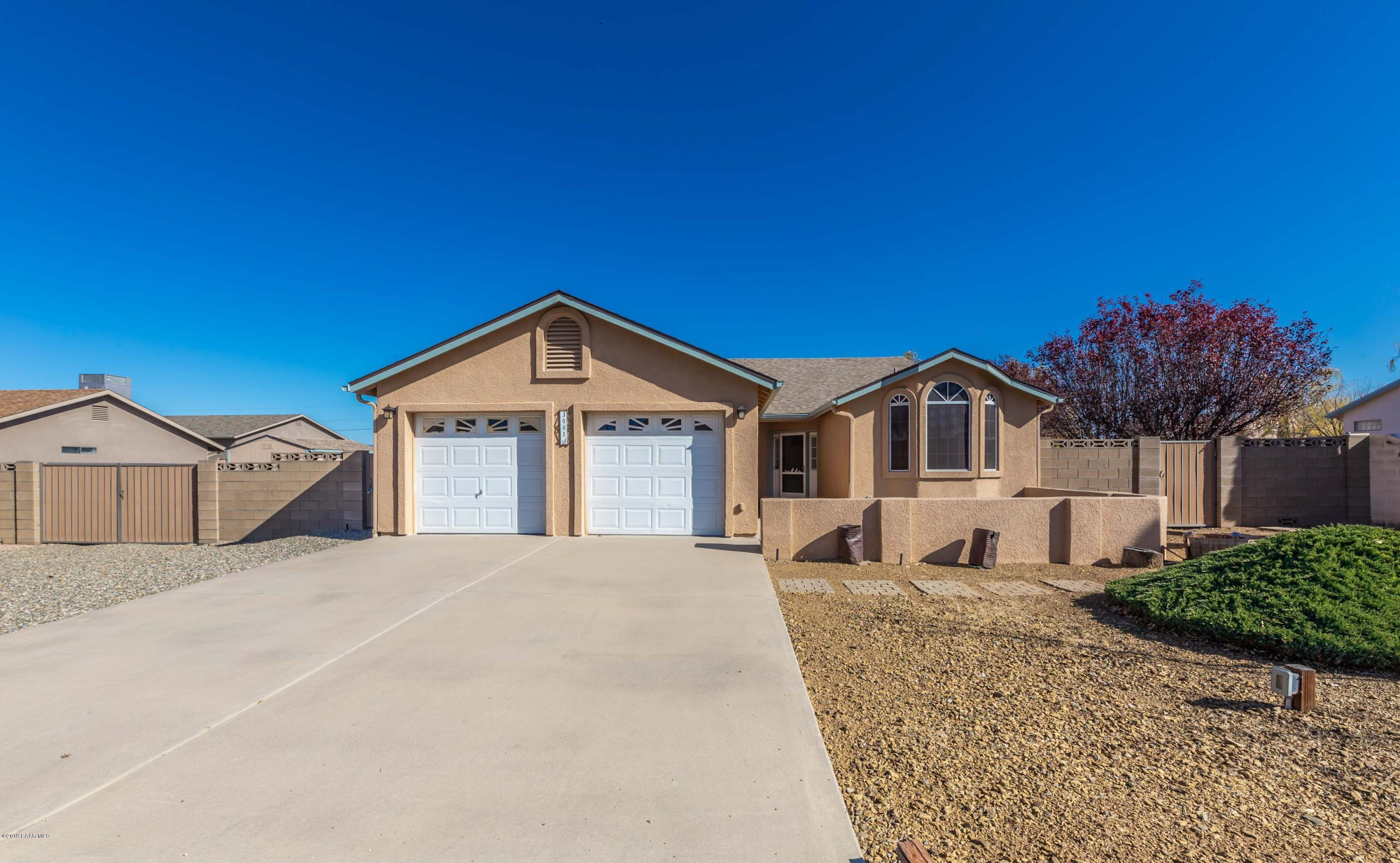 3001 N Mountain View Drive, Prescott Valley, Arizona