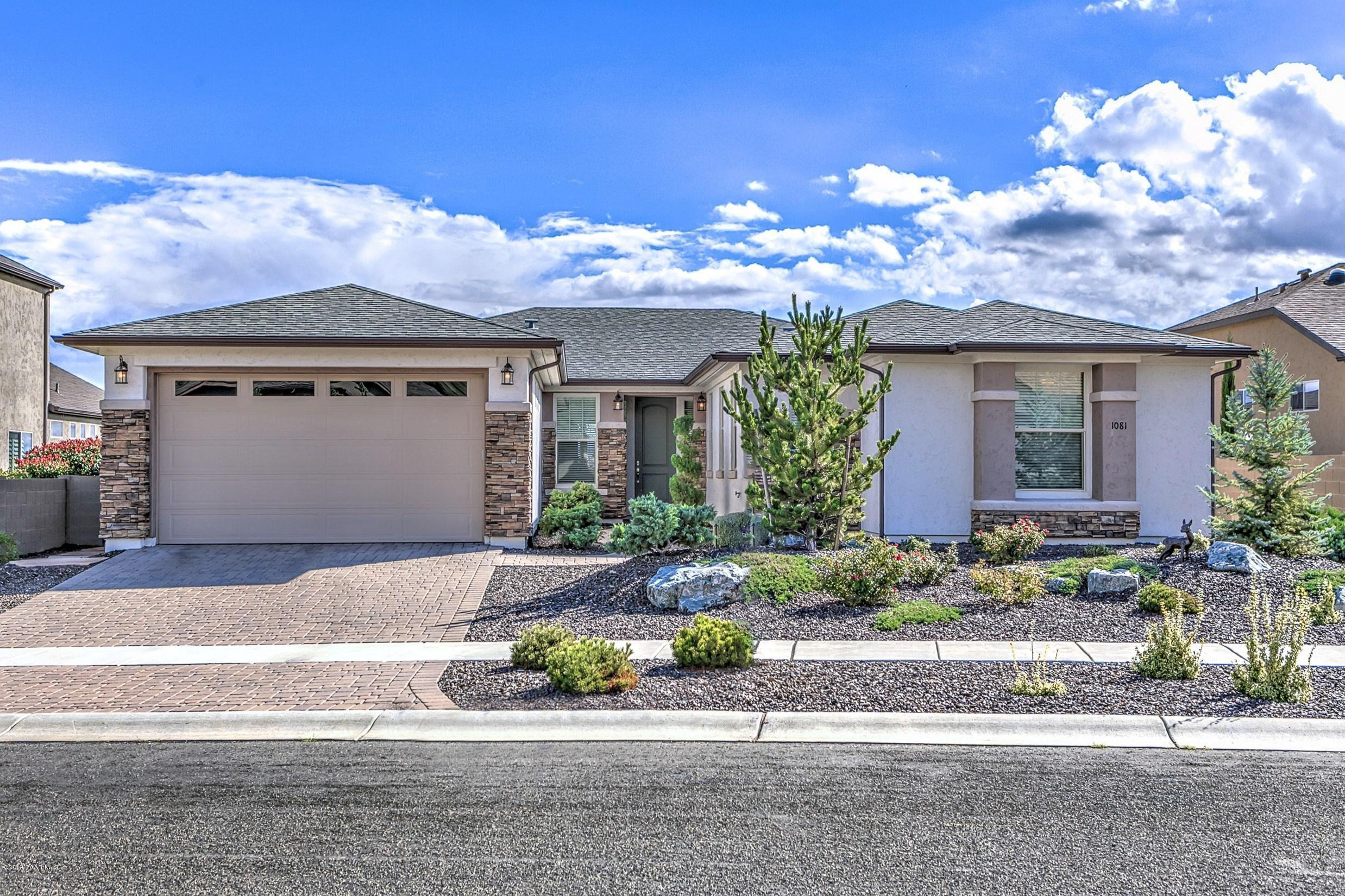 1081 N Wide Open Trail, Prescott Valley, Arizona