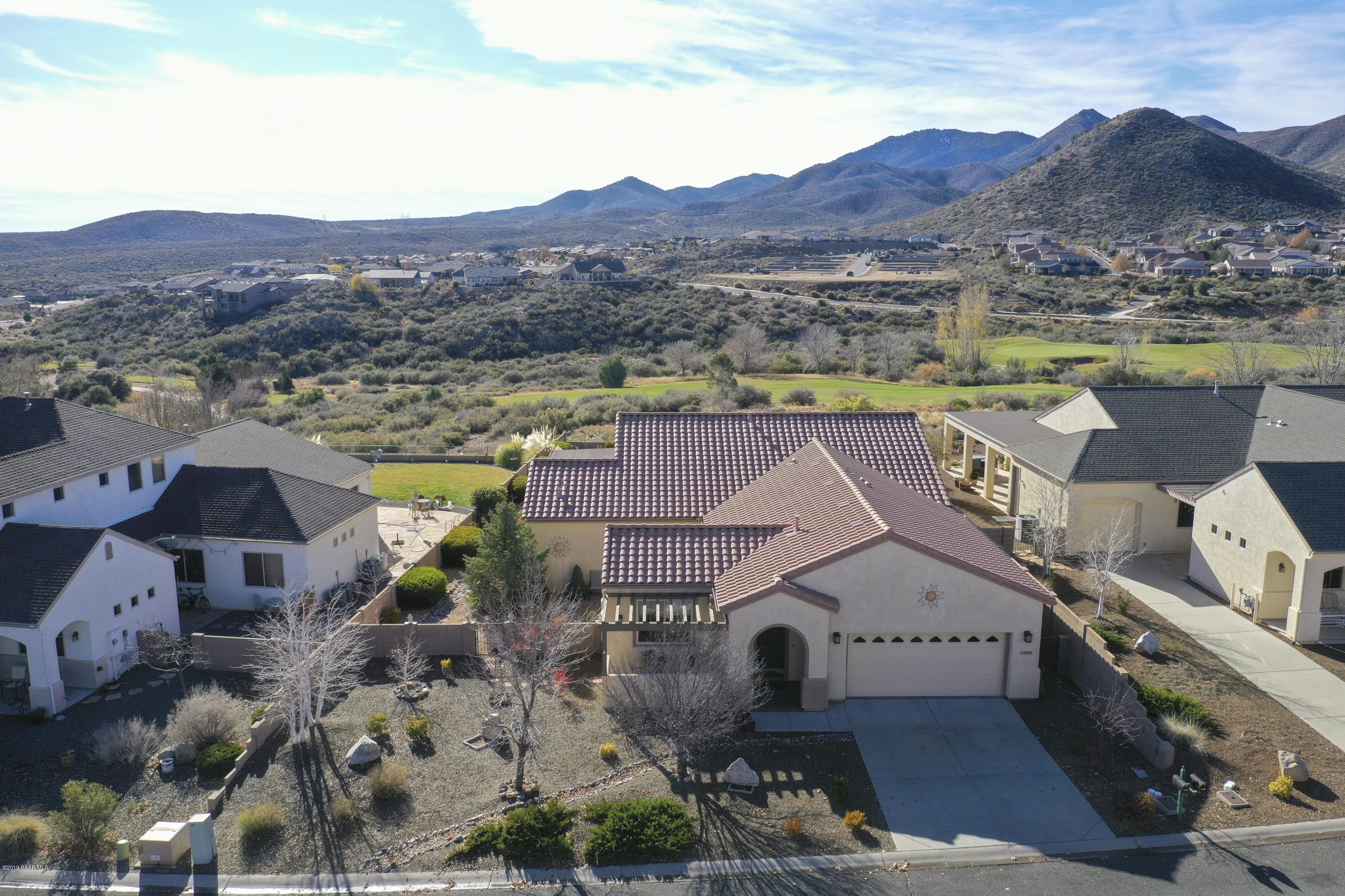 7645 E Bravo Lane, Prescott Valley, Arizona