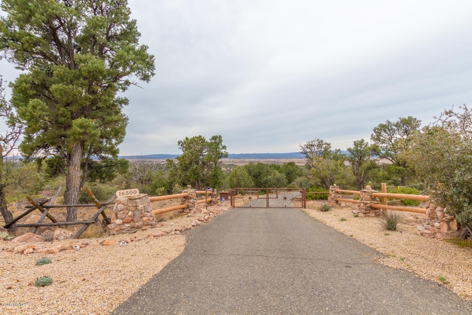 16500 N Petroglyph Road, Prescott, Arizona