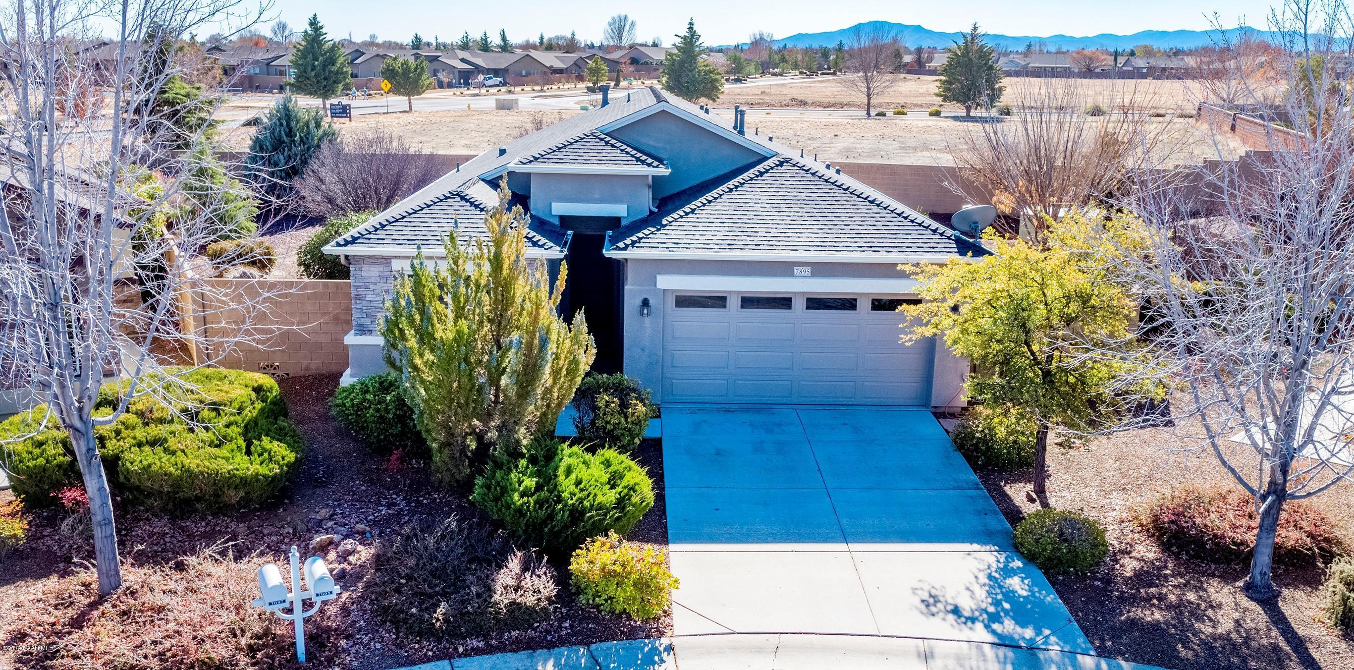 7895 N Paradise Canyon Lane, Prescott Valley in Yavapai County, AZ 86315 Home for Sale