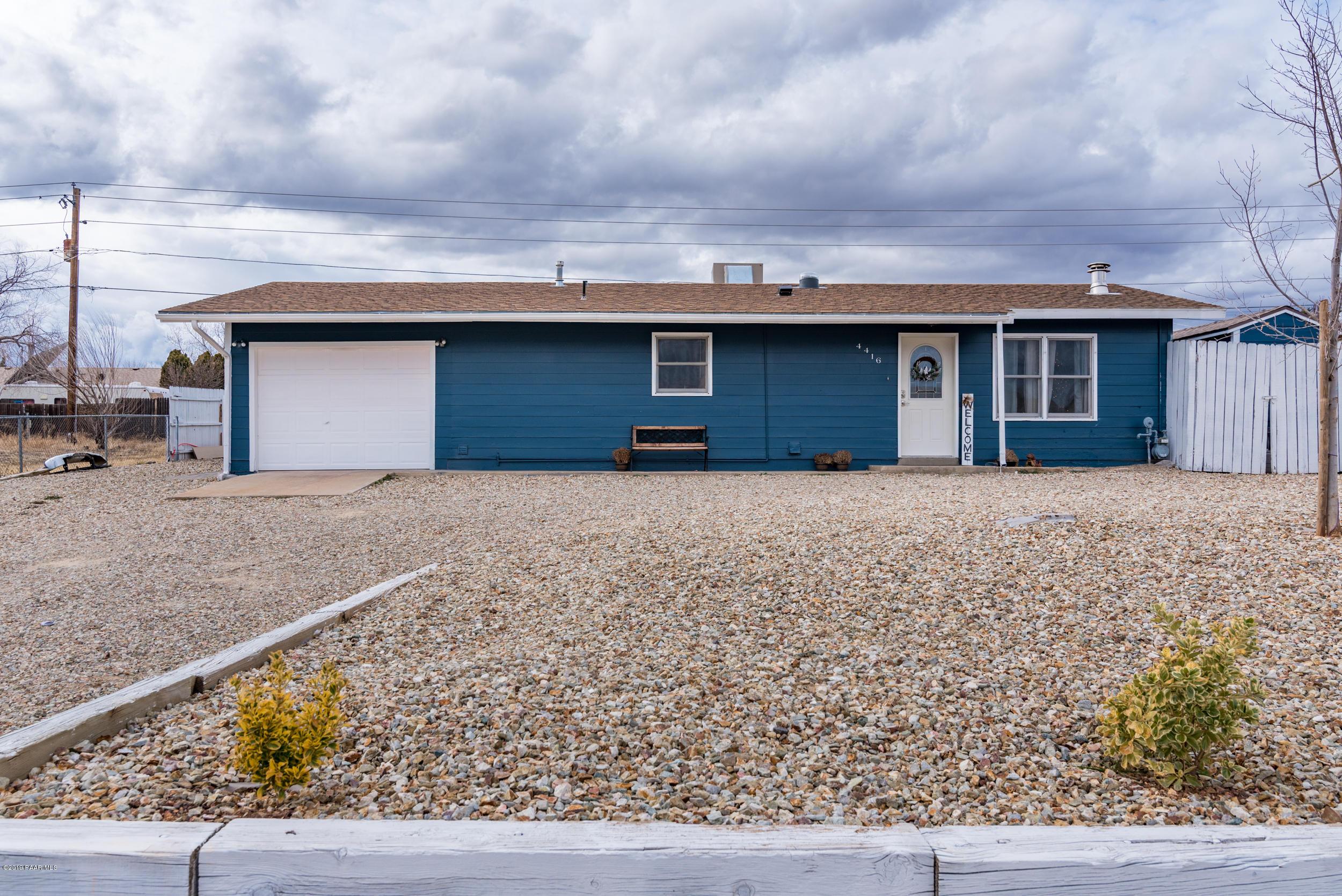 4416 N Miner Road, Prescott Valley, Arizona