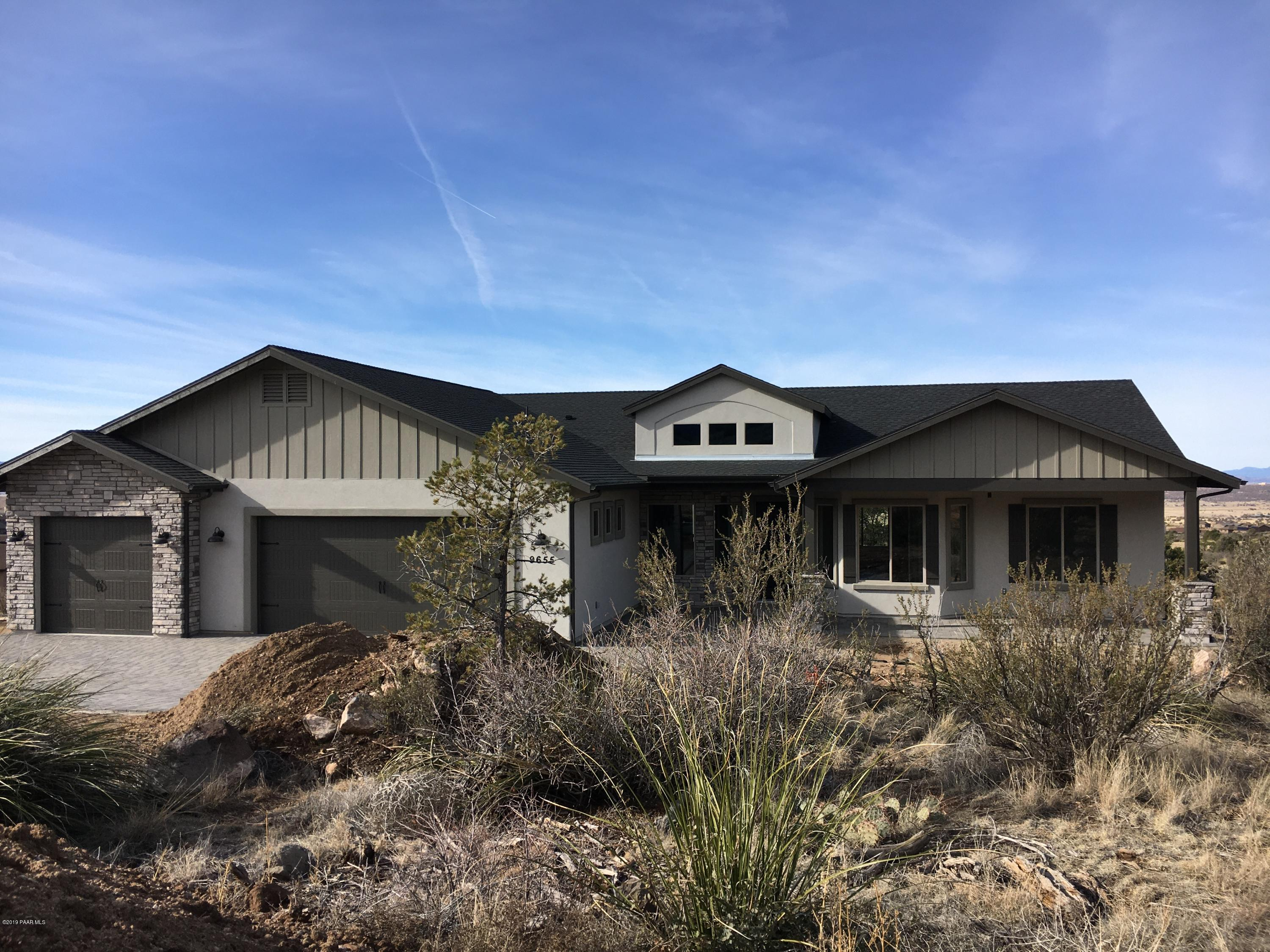 9655 N Legend Hills Road, Prescott Valley, Arizona