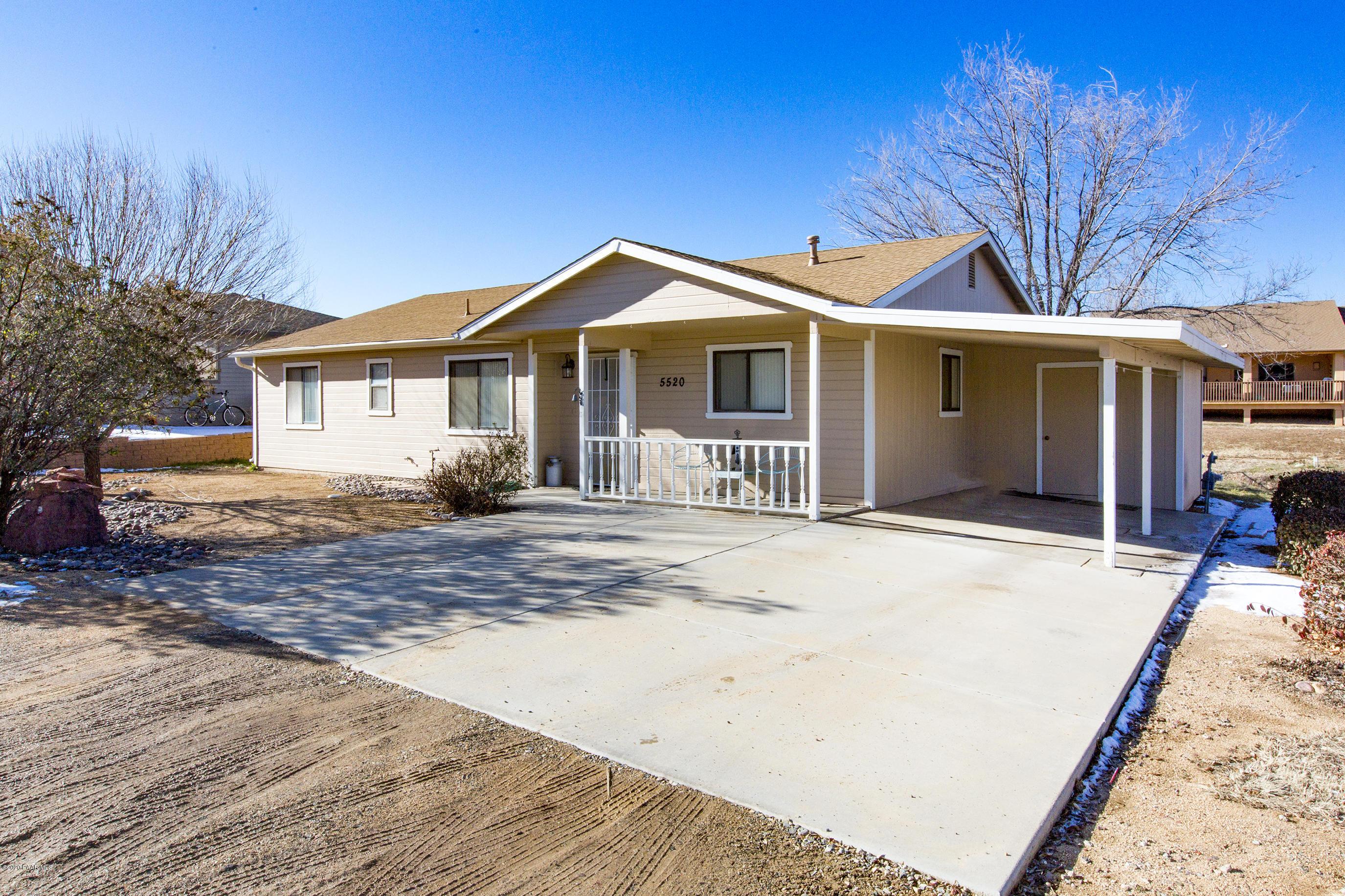Photo of 5520 Roadrunner, Prescott Valley, AZ 86314