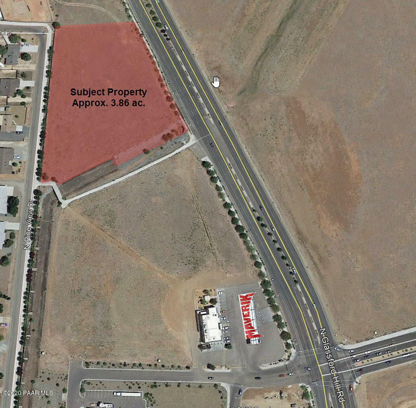 0  N Glassford Hill Rd, Prescott Valley, Arizona 0 Bedroom as one of Homes & Land Real Estate