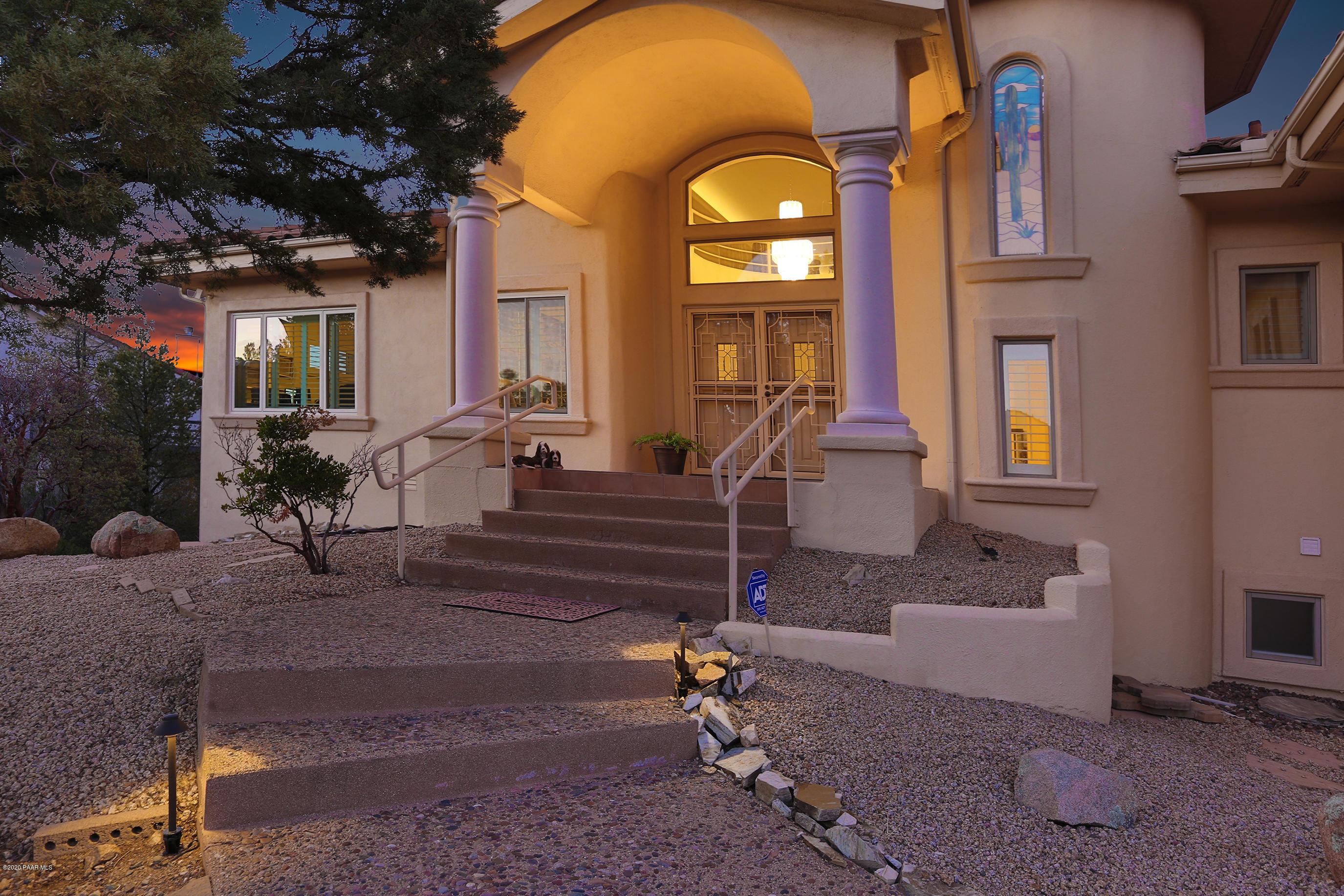 651  Fiesta Lane, Prescott in Yavapai County, AZ 86303 Home for Sale