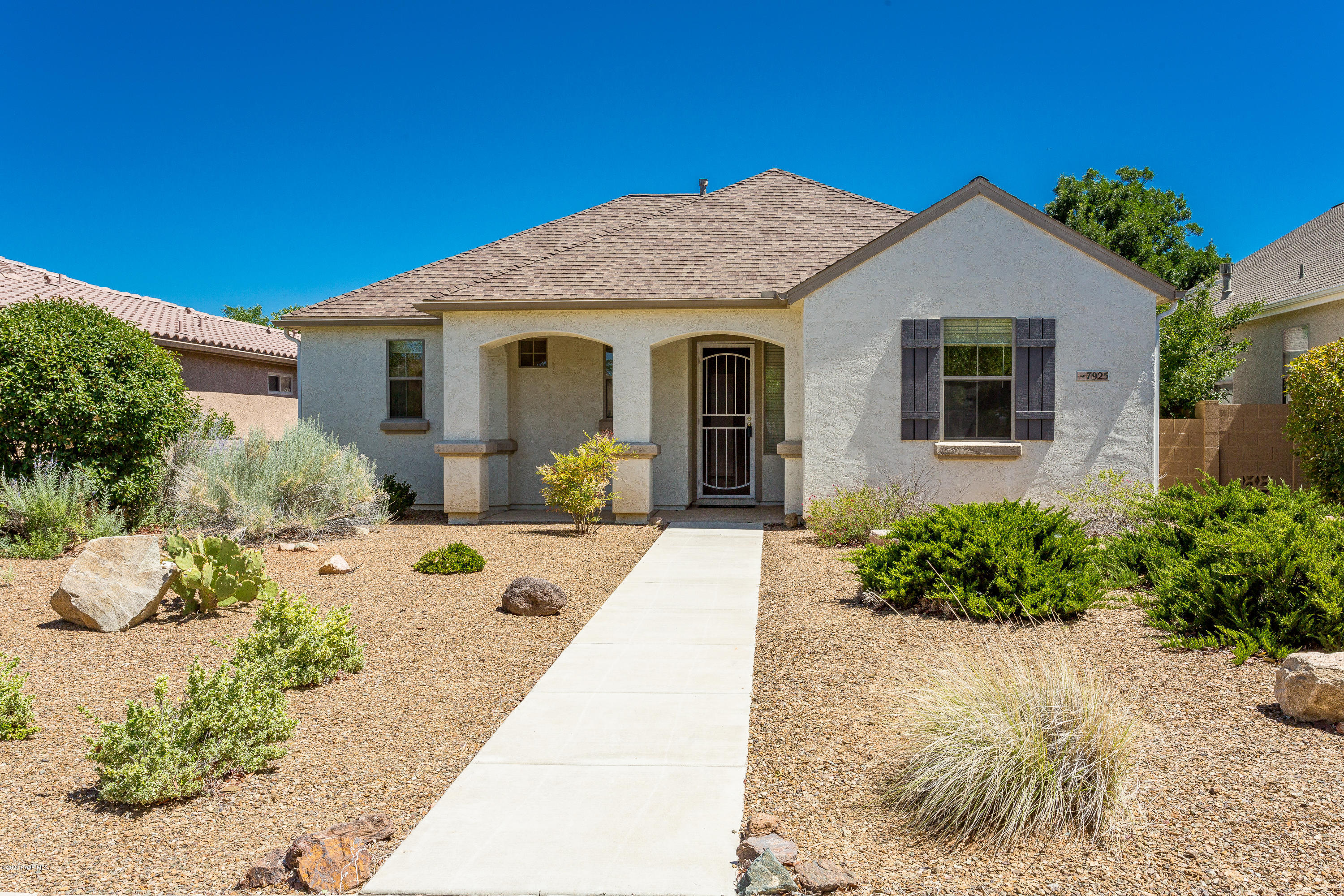One of Prescott Valley 3 Bedroom Homes for Sale at 7925 E Crooked Creek Trail