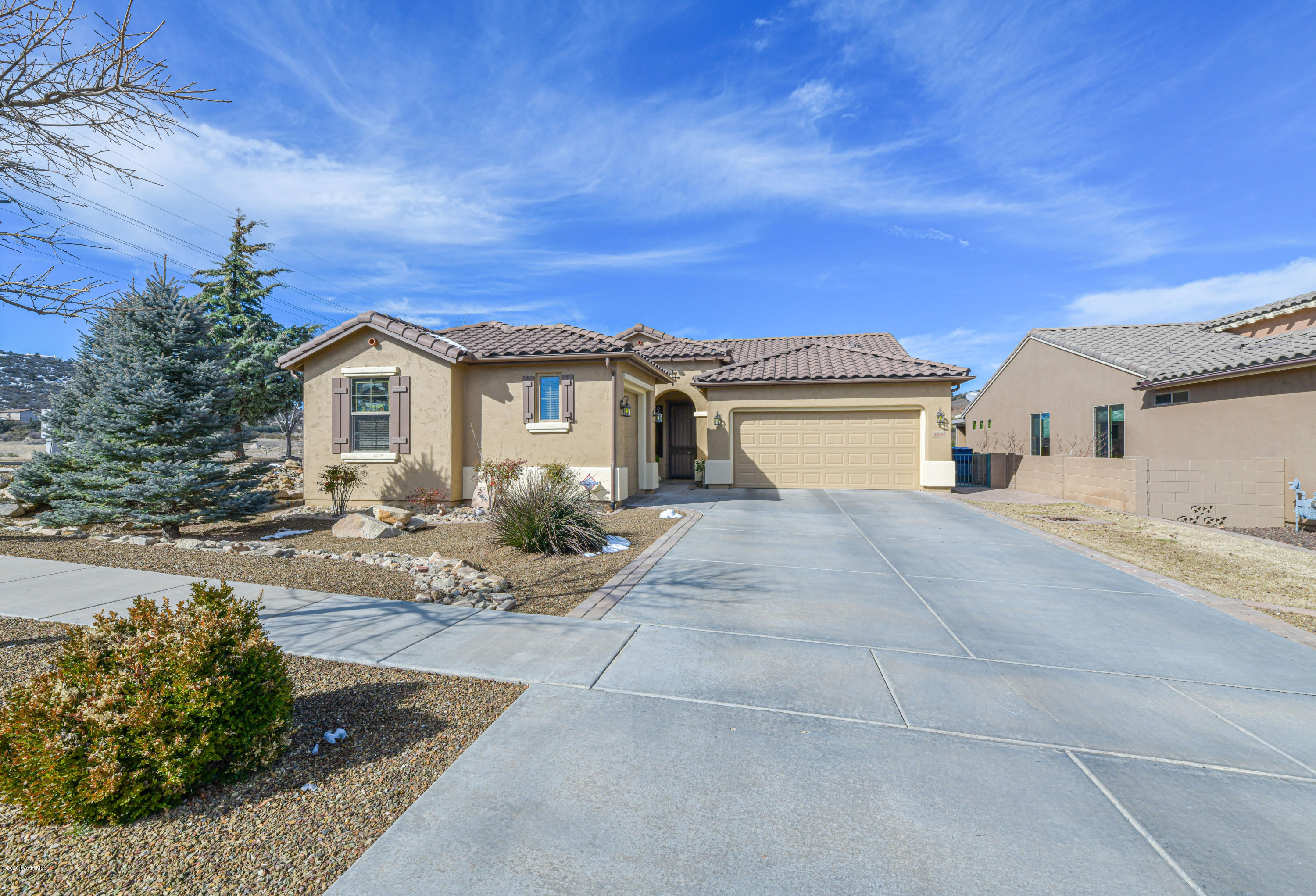 1106 N Buggy Barn Road 86314 - One of Prescott Valley Homes for Sale