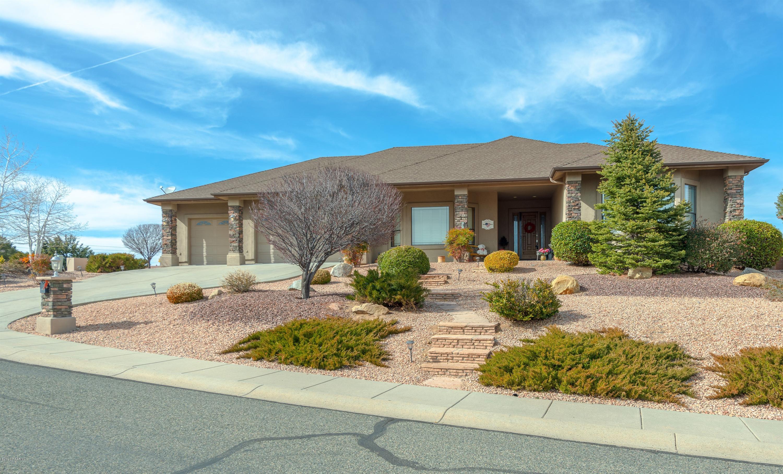 101  Juniper Ridge Drive, Prescott in Yavapai County, AZ 86301 Home for Sale