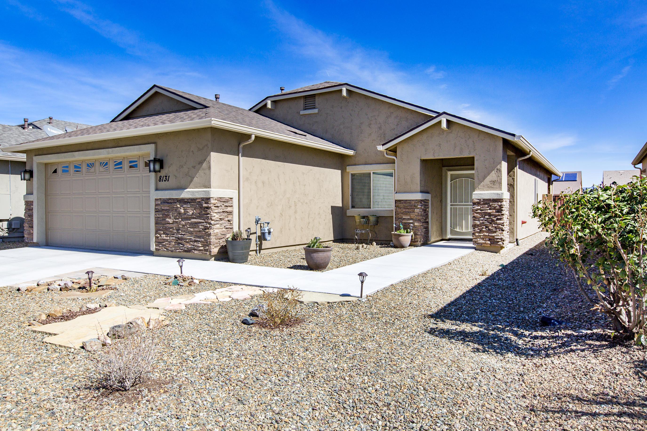 8131 N Racehorse Road, Prescott Valley in Yavapai County, AZ 86315 Home for Sale