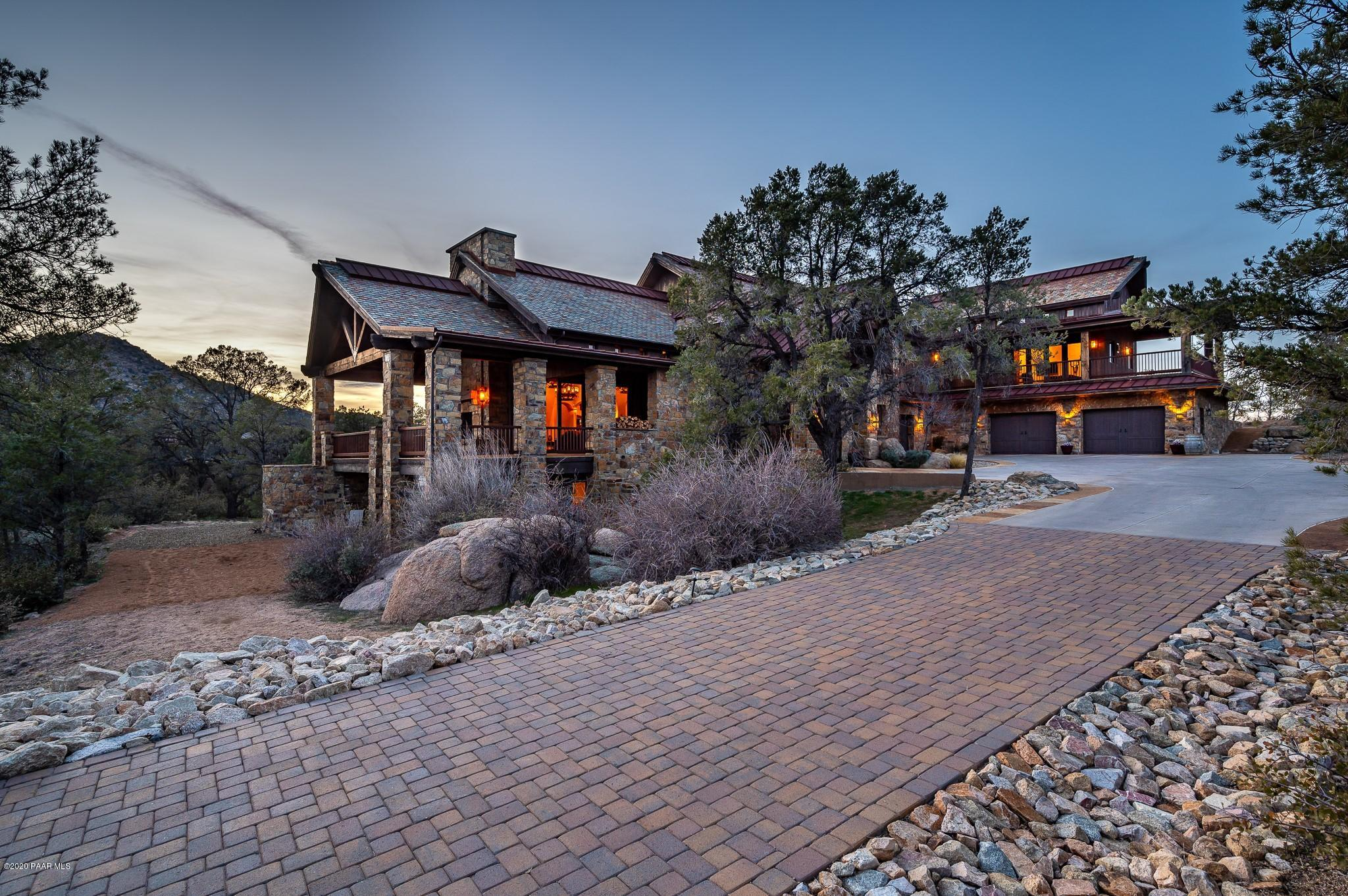 4600 W Distant View Trail, one of homes for sale in Prescott