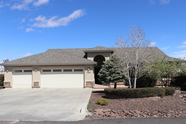 7240 E Paseo Escondido, Prescott Valley, Arizona