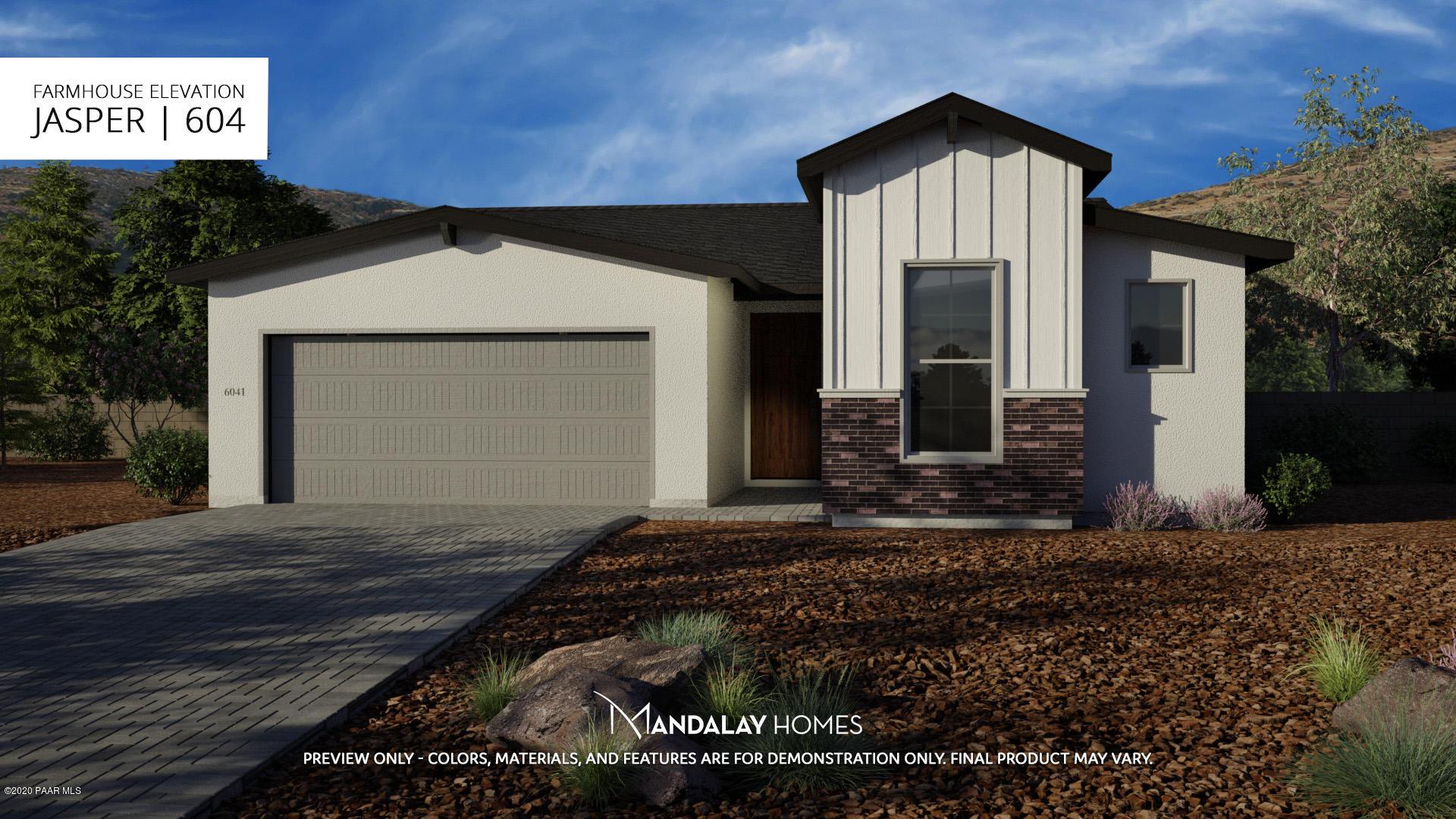 5537 E Killen Loop, Prescott Valley, Arizona