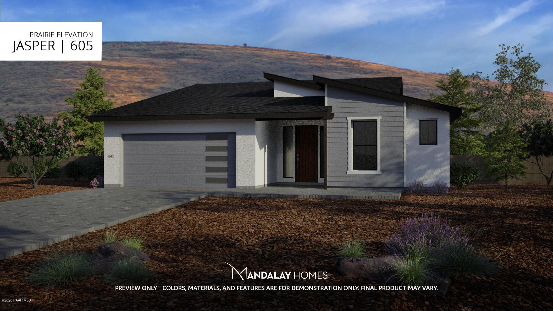 5507 E Killen Loop, Prescott Valley, Arizona