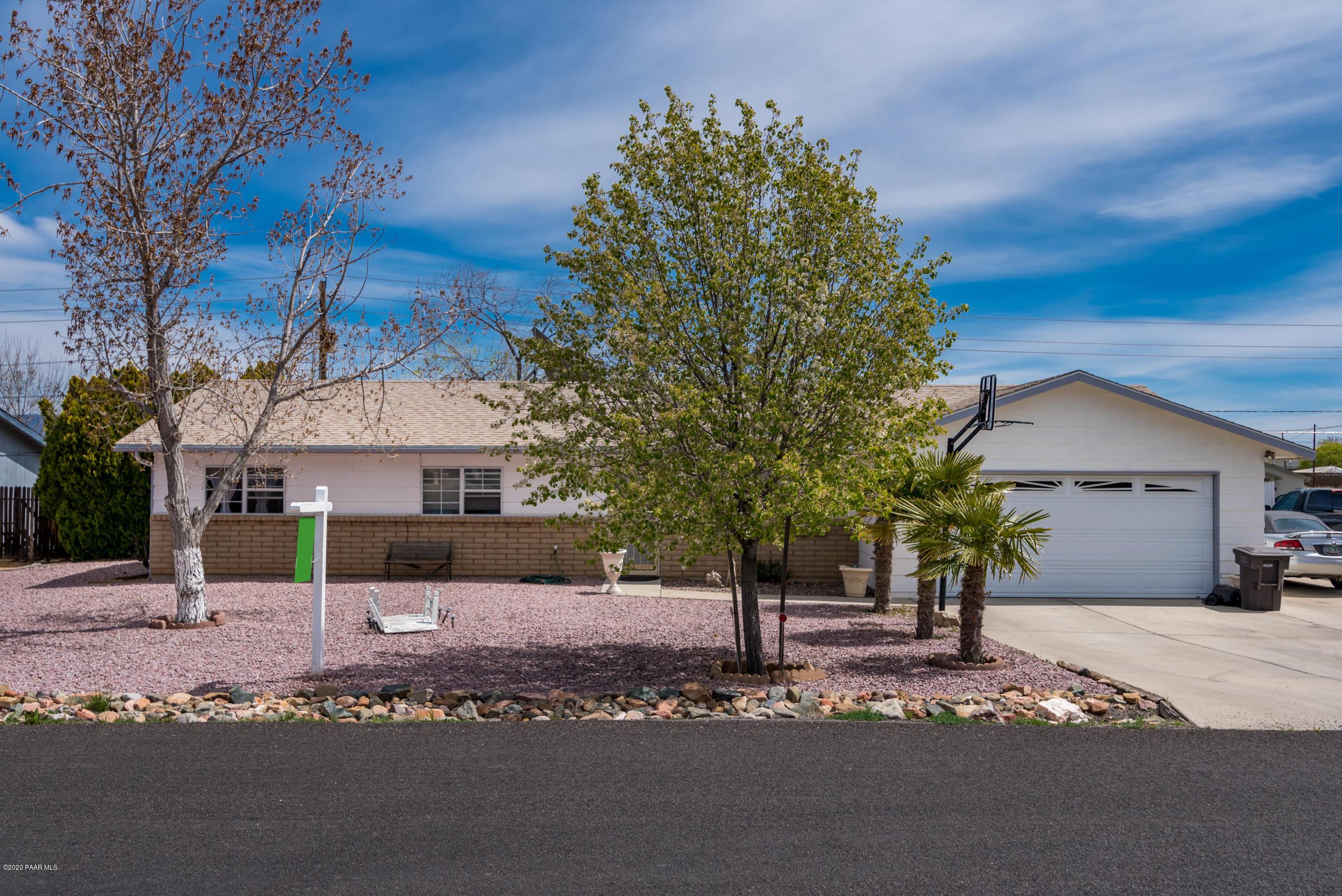 4383 N Tonto Way, Prescott Valley in Yavapai County, AZ 86314 Home for Sale