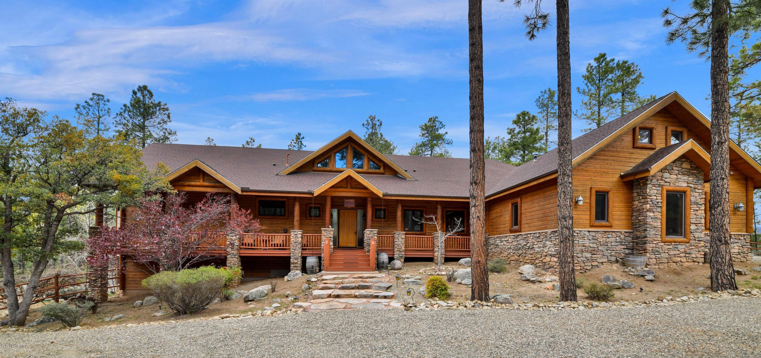 5140 E Charcoal Kiln Road, Prescott, Arizona