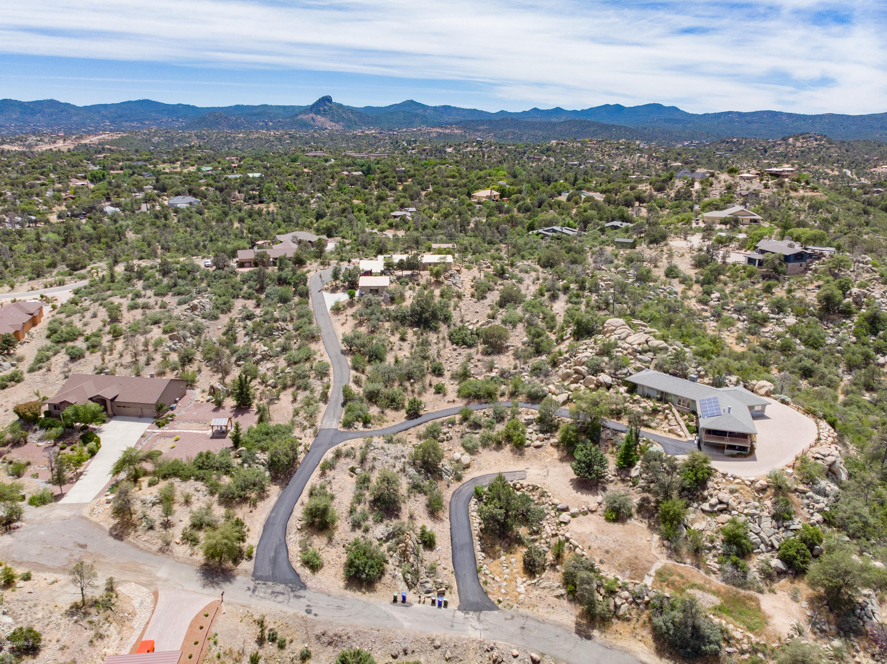 One of Prescott Homes for Sale at 1216  Highlander Place