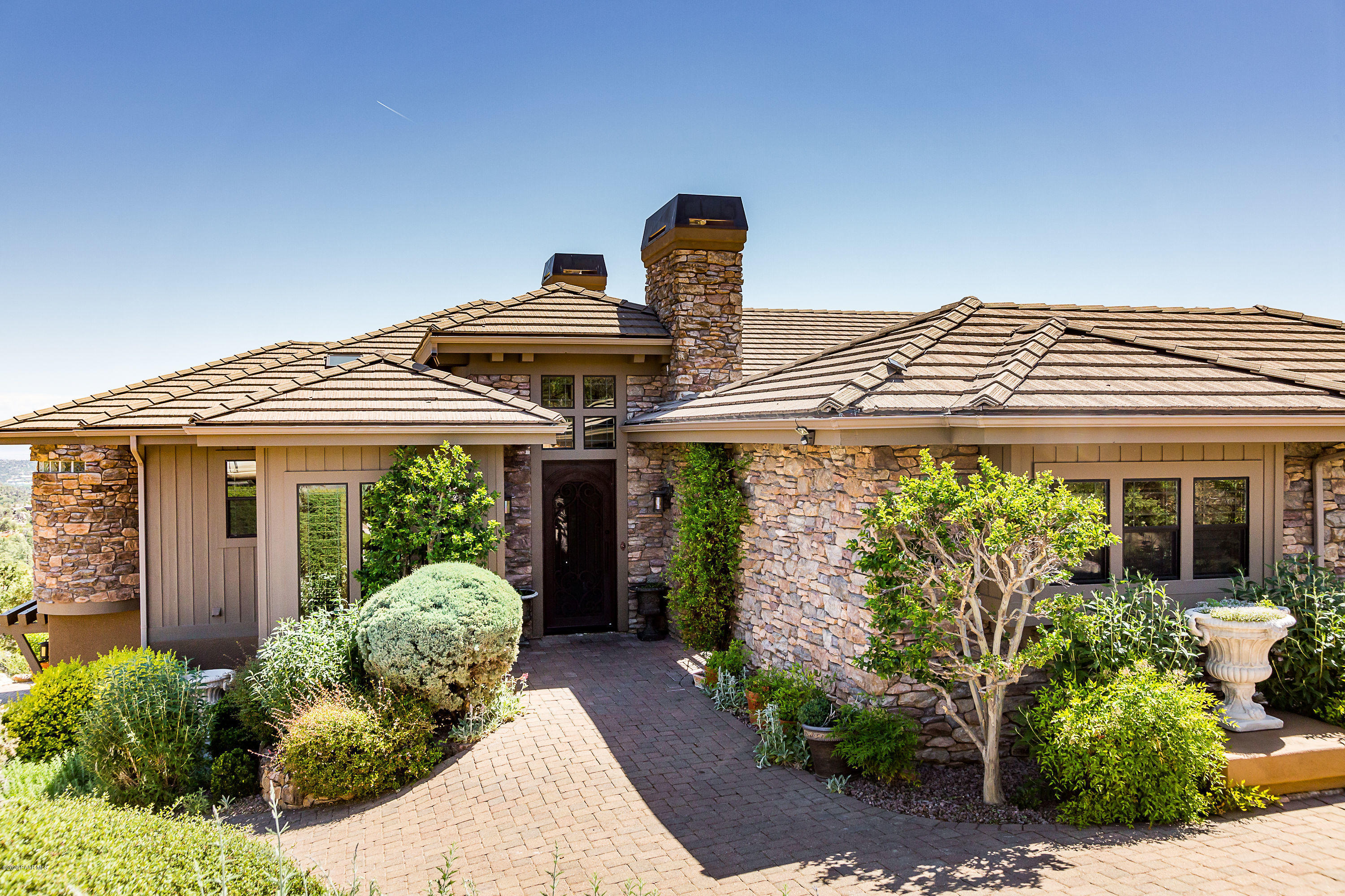 One of Prescott 4 Bedroom Homes for Sale at 919  Winding Spruce Way