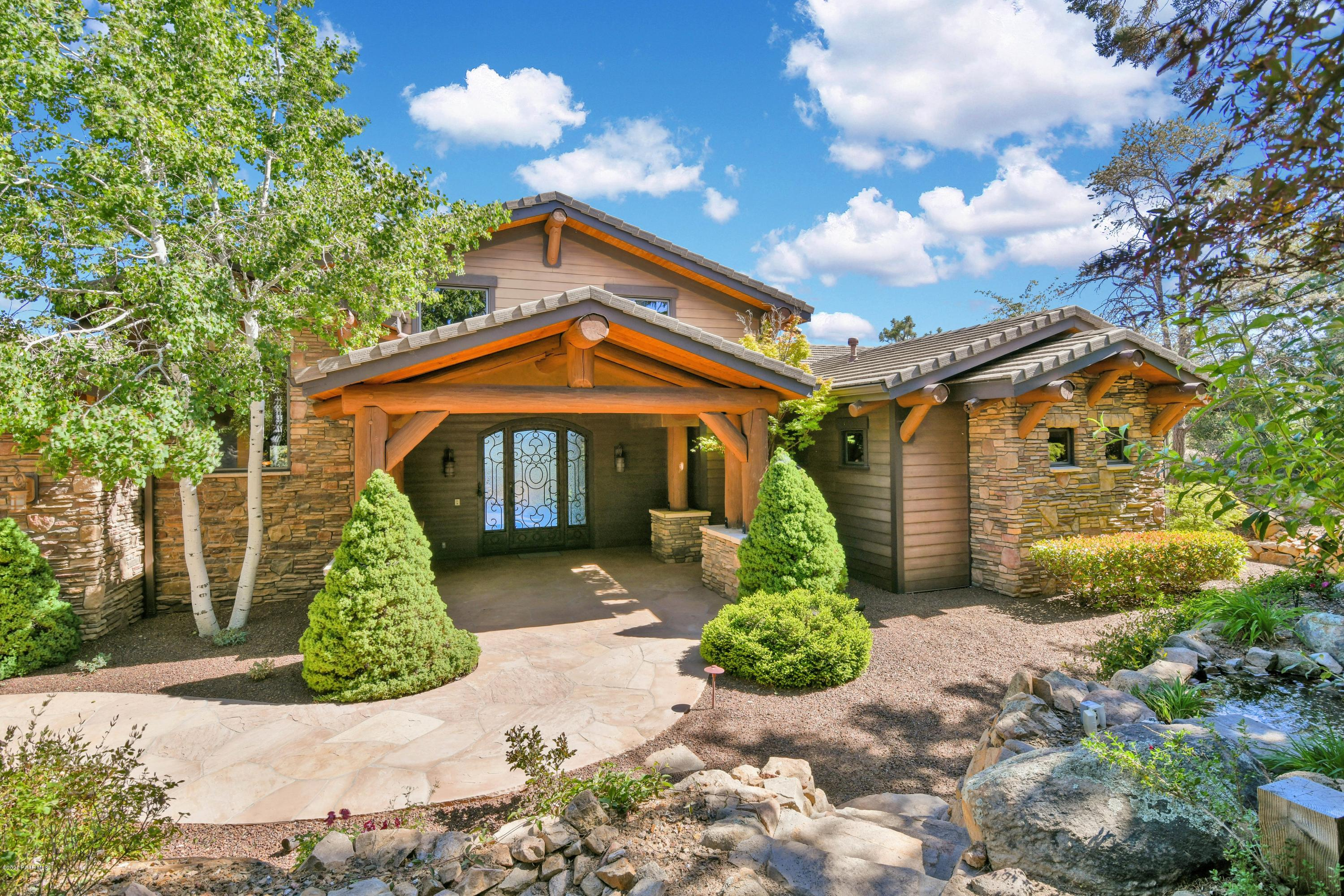 1800  Fall Creek Lane, Prescott, Arizona