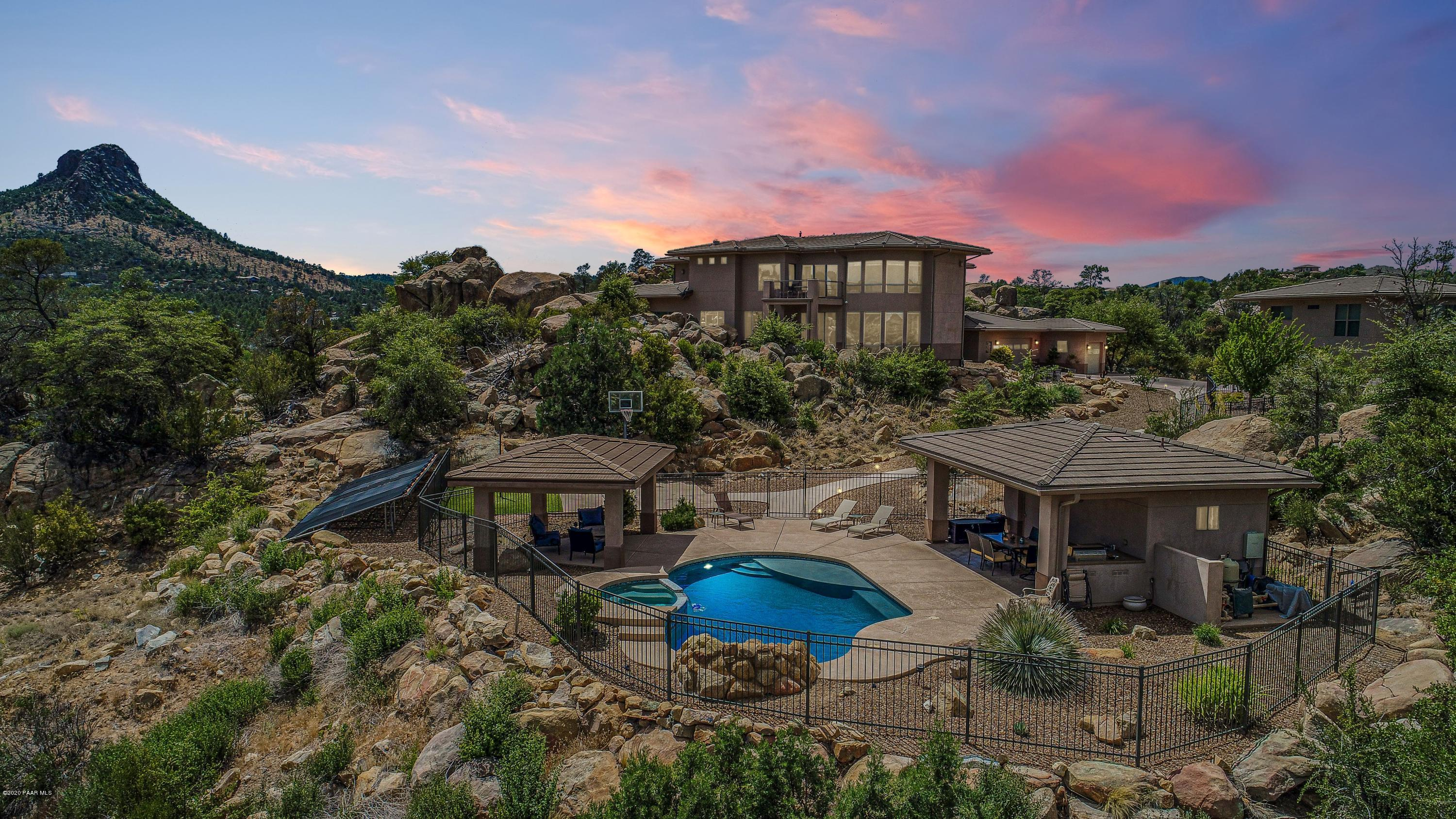 1800  Timber Cove Lane, Prescott, Arizona