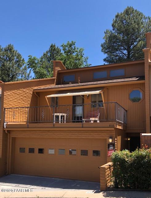 One of Prescott 2 Bedroom Homes for Sale at 833  Alpha Lane