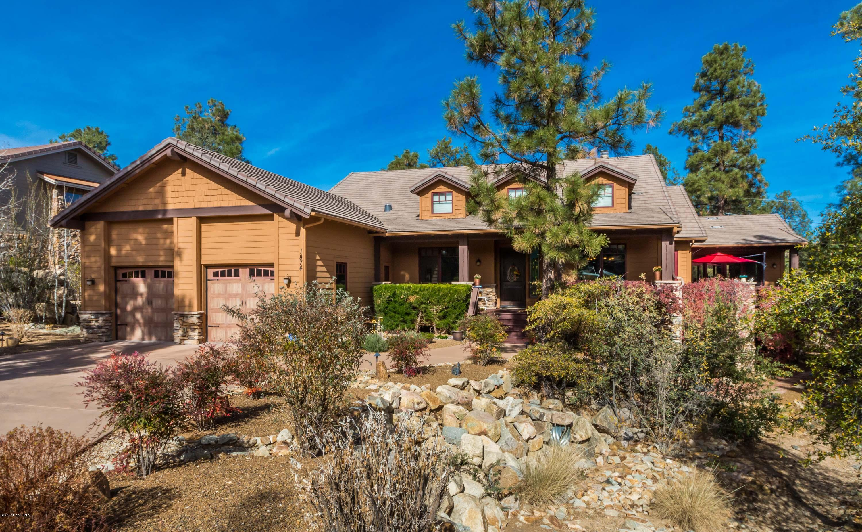 Photo of 1874 Trailwood, Prescott, AZ 86303