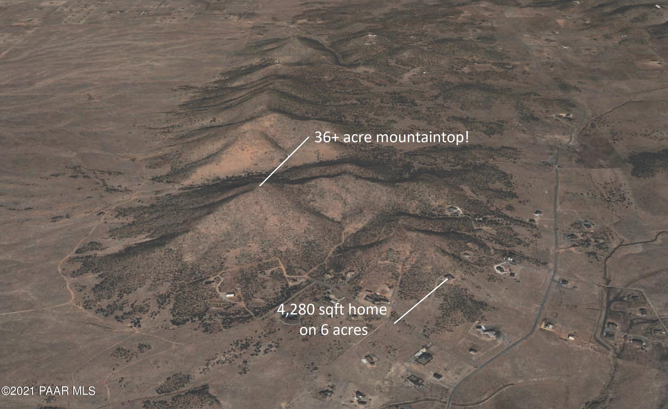 Photo of 8675 Yearling & Harley Land, Prescott Valley, AZ 86315