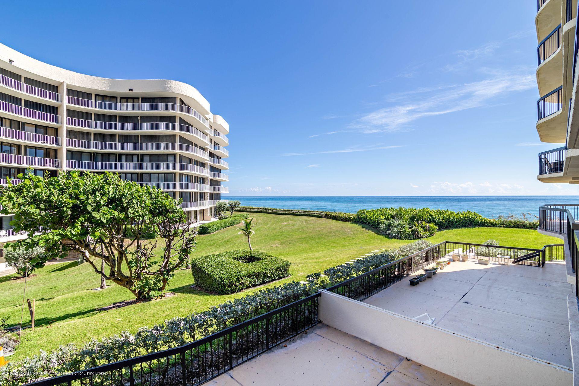 3440 S Ocean Boulevard, 204 N - Palm Beach, Florida