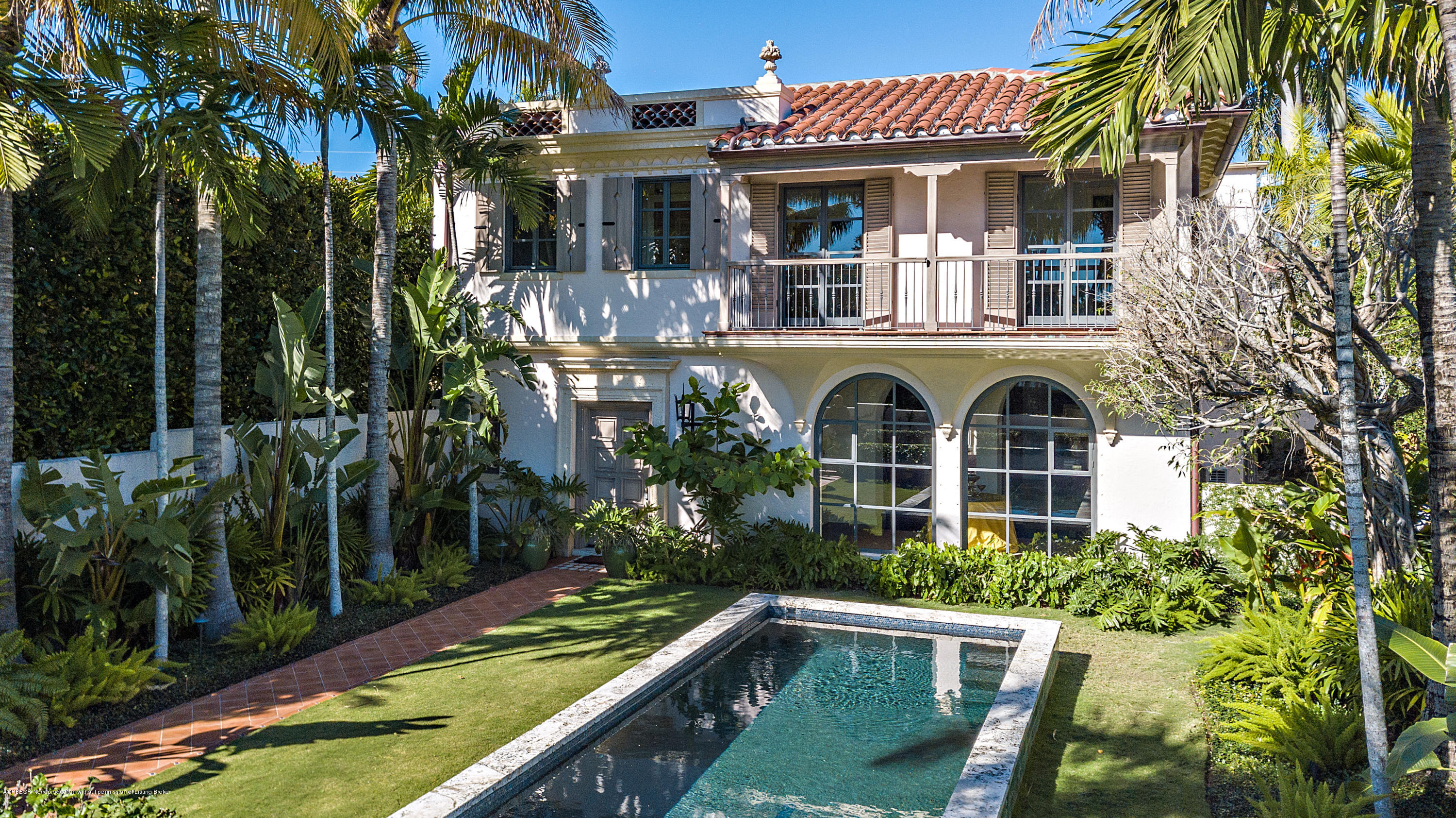 9 Golfview Road - Palm Beach, Florida