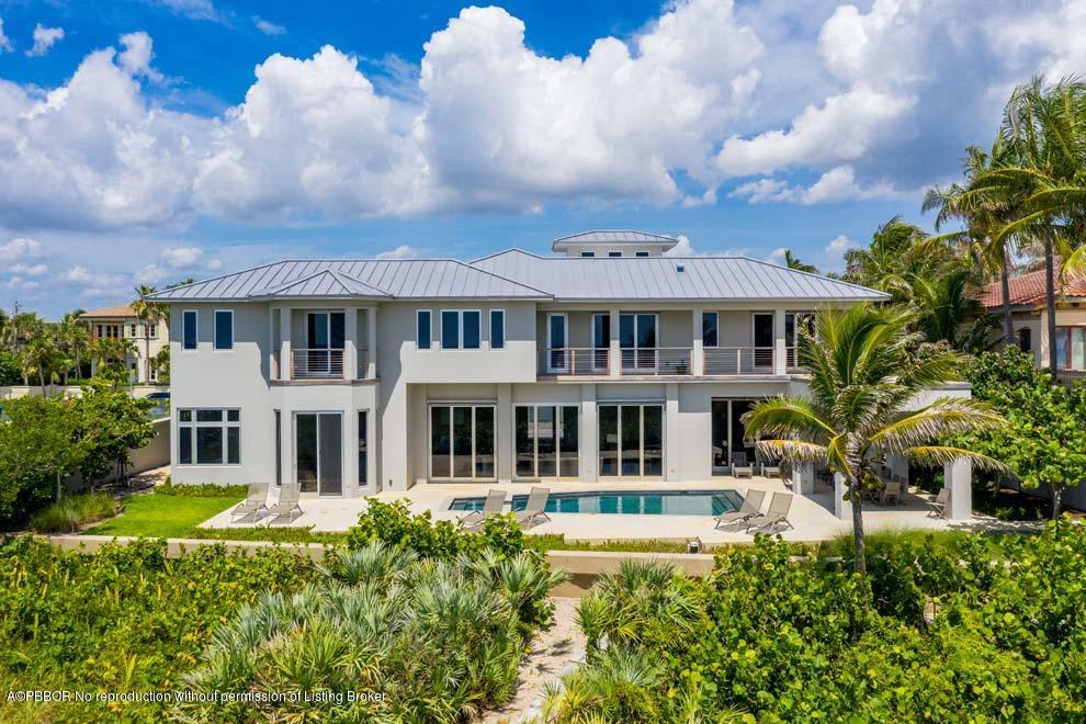 711 N Ocean Boulevard - Delray Beach, Florida