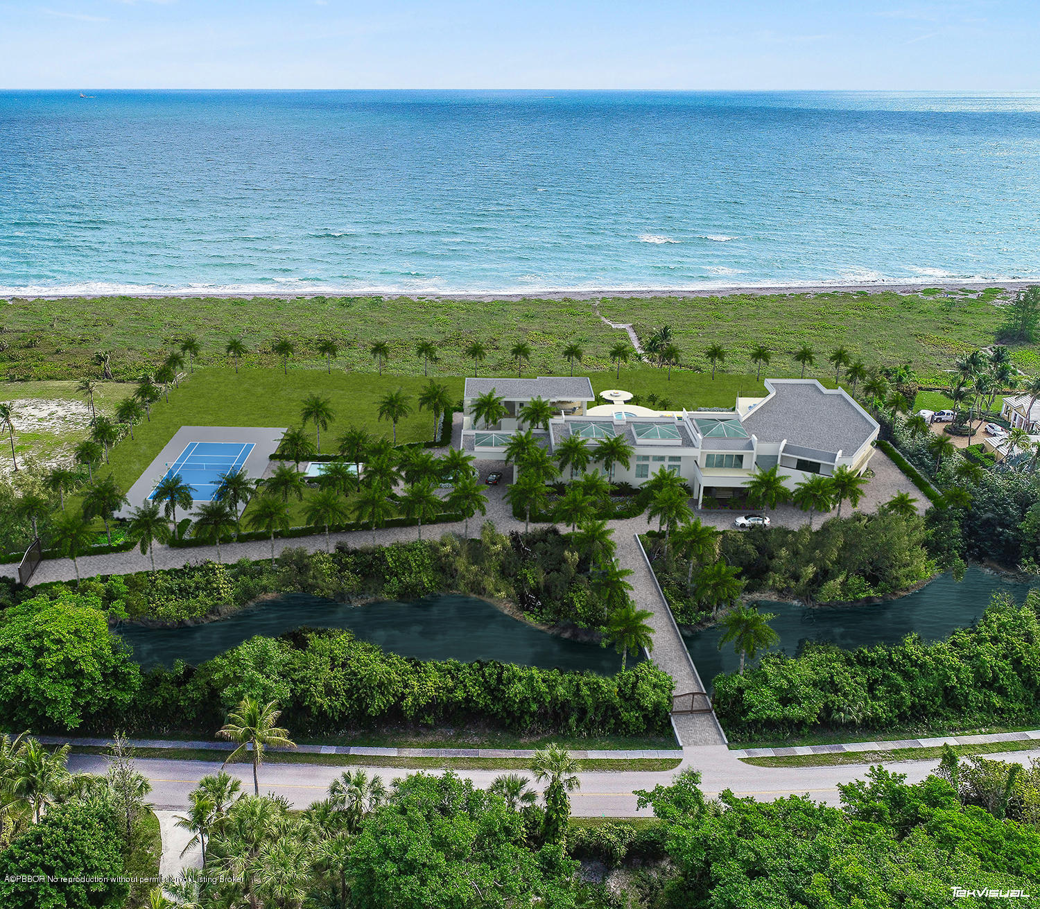 483 S Beach Road - Hobe Sound, Florida