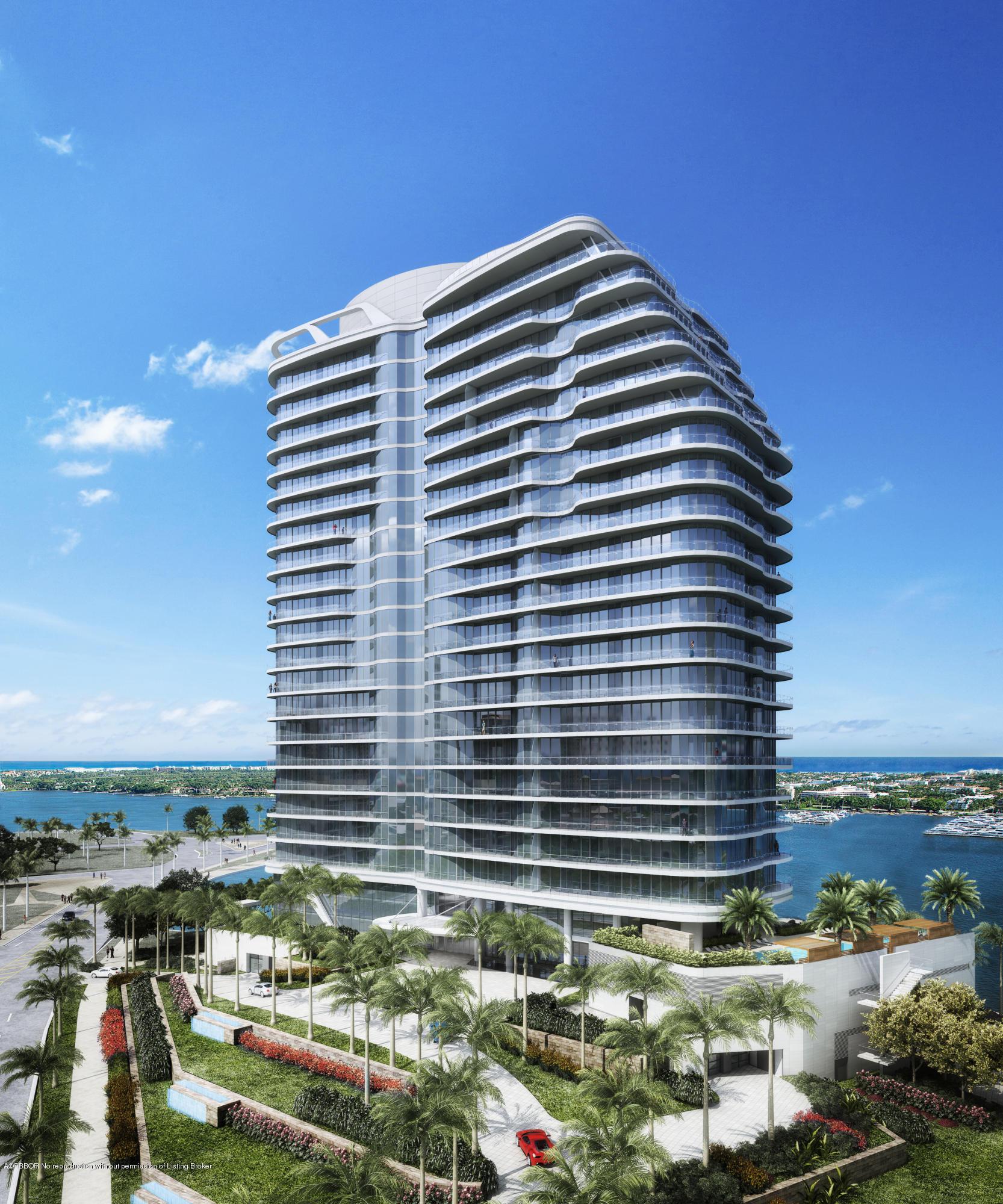 1100 S Flagler Drive, 602 - West Palm Beach, Florida
