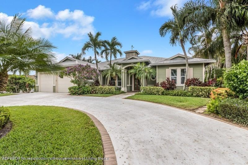 24 Tradewinds Circle - Jupiter, Florida