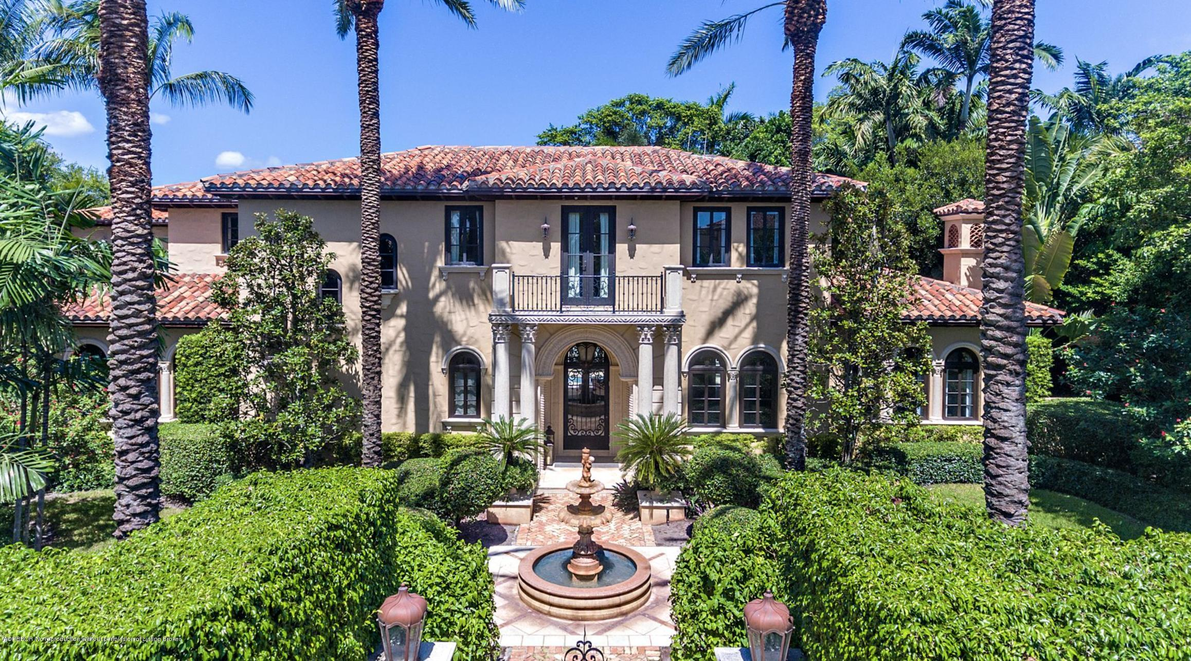 137 Woodbridge Road - Palm Beach, Florida