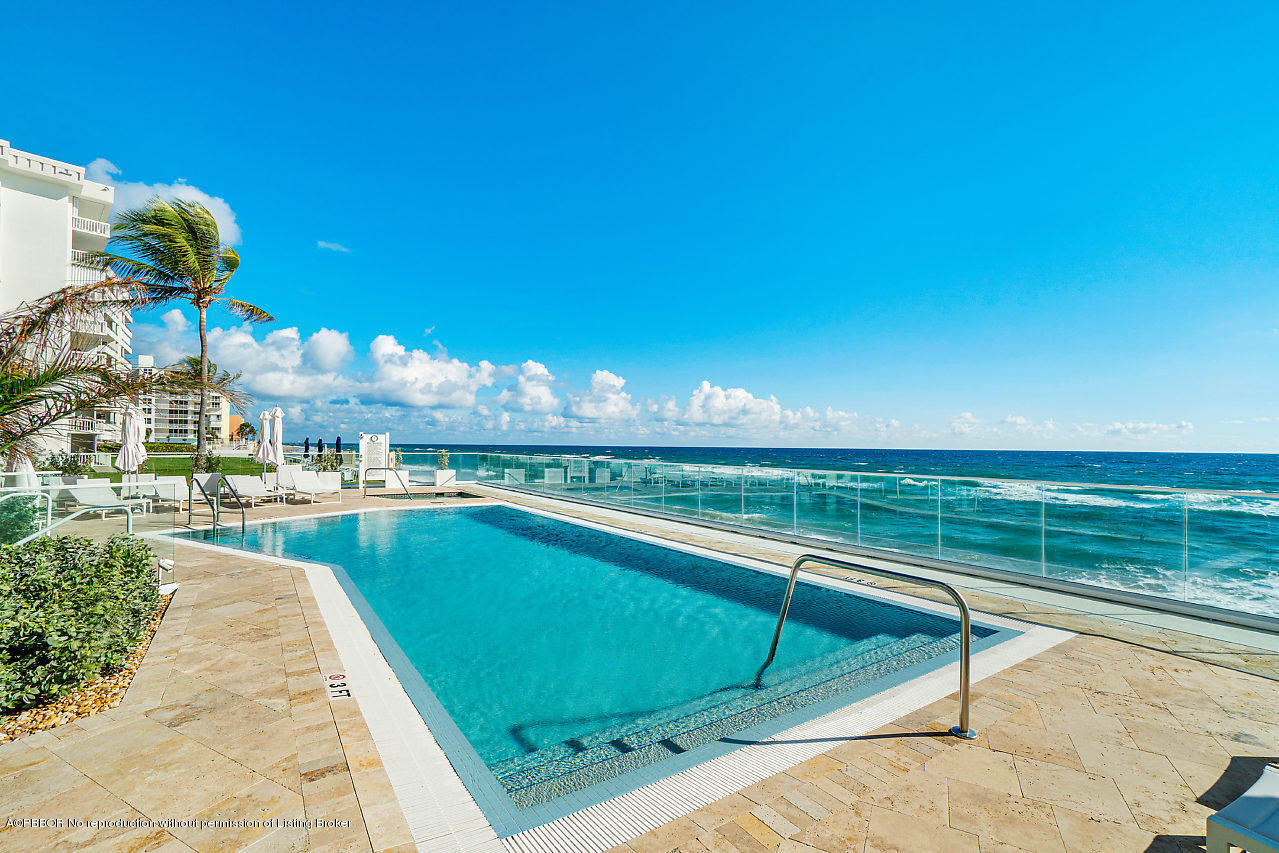 3550 S Ocean Boulevard, 5-E - Palm Beach, Florida