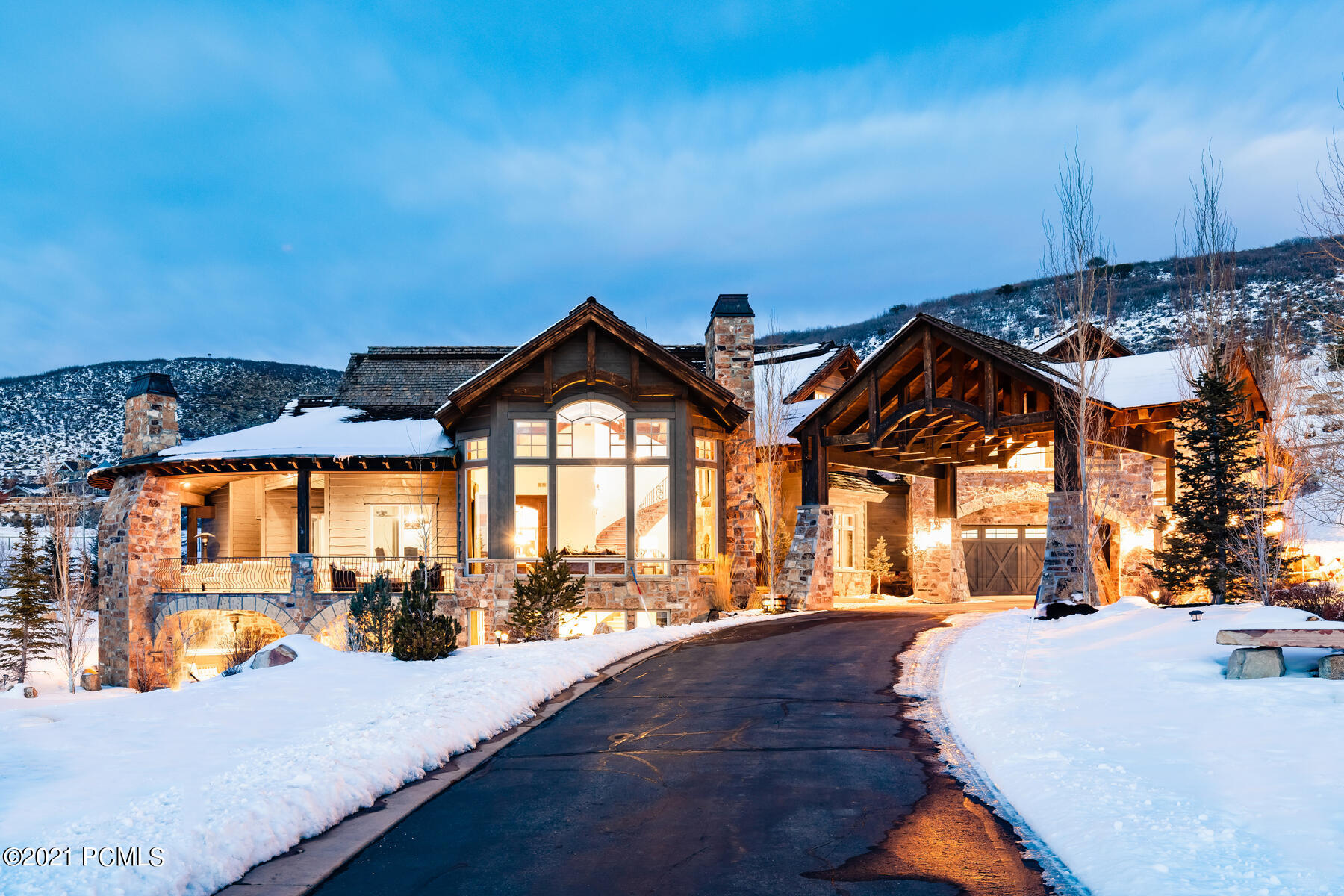 4400 N Ranch Creek Lane Park City UT 84098 photo