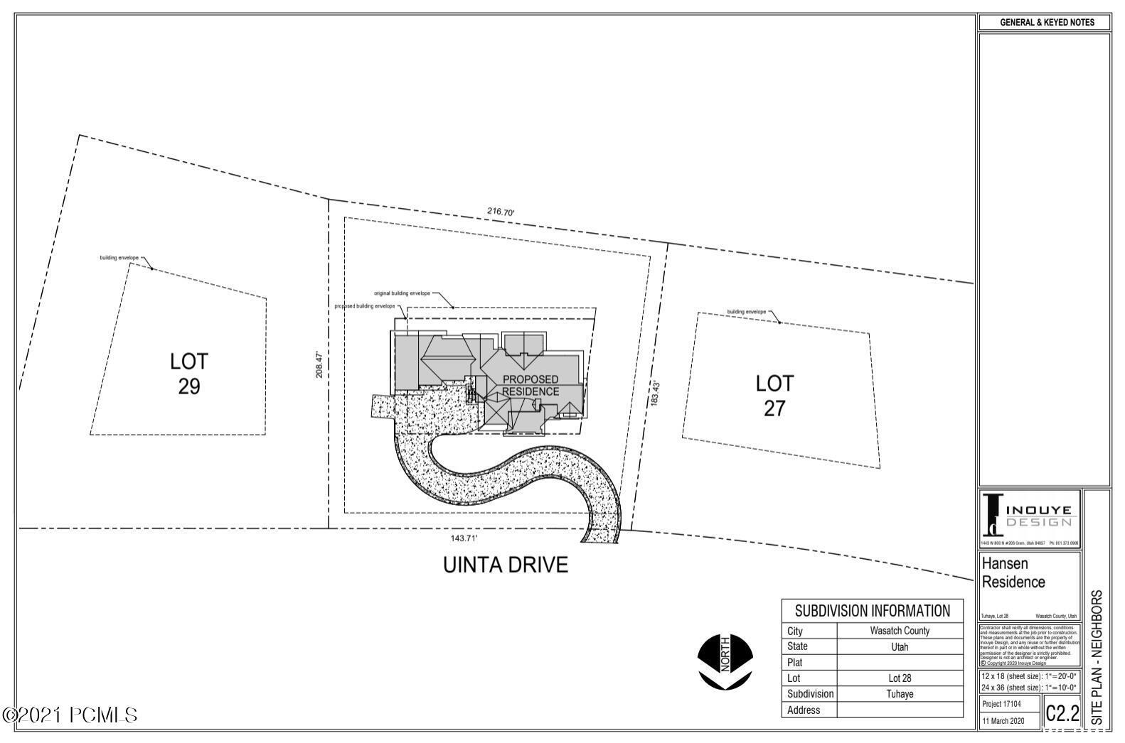 9405 N Uinta Drive