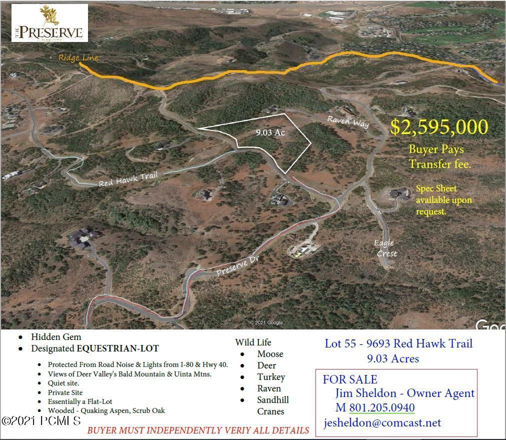 9693 N Red Hawk Trail
