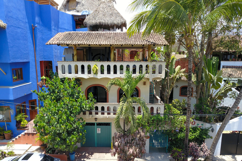 Sayulita, 7 Bedrooms Bedrooms, ,7 BathroomsBathrooms,House,For Sale,Manuel Rodriguez Sanchez,16046