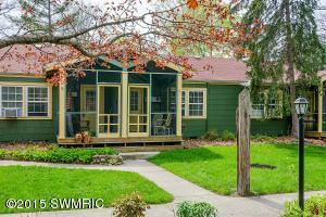 Property for sale at 15657 Lakeshore Road Unit 17, Union Pier,  MI 49129