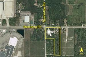 Land for Sale at 2089 Sternberg Muskegon, Michigan 49444 United States