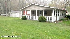 Property for sale at 1399 Shepard Street, Crystal,  MI 48818