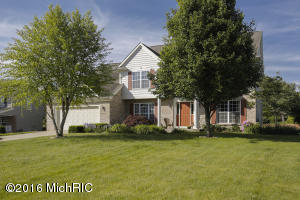 Property for sale at 8946 Compass Point Circle, Galesburg,  MI 49053