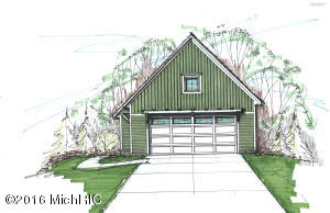 Property for sale at 319 Terrace Point Circle Unit Site 15, Muskegon,  MI 49440